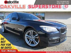 2011 BMW 7 Series xDrive | LEATHER | SUNROOF | HUD | NAVI |