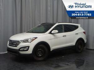 2016 Hyundai Santa Fe Sport Limited W/ Winter Tires