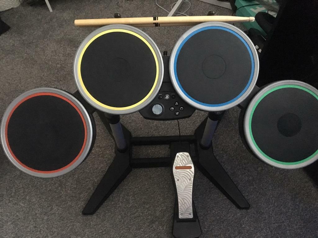 PS4 Rock Band 4 drums   in Benfleet, Essex   Gumtree