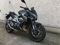 2014 KAWASAKI Z800 PERFORMANCE EDITION