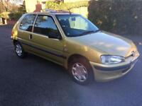 2003 Peugeot 106 1.1 independence 12 months mot #SUPER LOW MILEAGE#