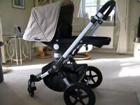 Bugaboo Cameleon3 Pram, Pushchair & Carrycot - Superb Condition
