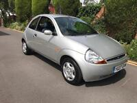 Ford Ka Style 2003 ++49K++ 12 MONTHS TEST cheap car low insurance