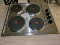 Oven hob - new - fully working