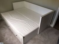 Ikea hemnes day/single bed for sale PERFECT CONDITION
