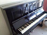 Collard & Collard upright piano