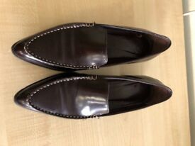 Todd's Brown leather loafers