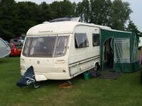 4 Berth Avondale Osprey S Caravan 2002