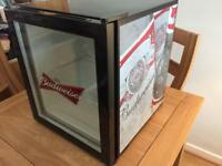 Husky Budweiser Beer Fridge