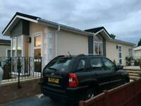Penton Park, Chertsey. Fully furnished 18 months new. 44' x 11'
