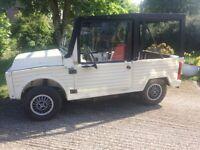 CLASSIC CAR. DUPORT Onyx Mehari Micro Car, very rare French Built Mini Moke look alike