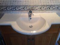 Bathroom suite Duravit 3 piece