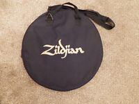 Zildjian 18 inch cymbal bag. New unused