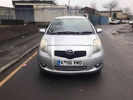 Toyota Yaris t spirit long mot full history 5door