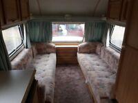1995 Avondale Mayfly 2 berth caravan