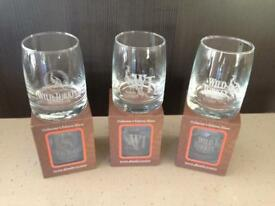 Wild Turkey Collectors Glasses