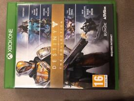 Destiny the collection Xbox game