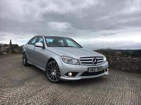 2007 Mercedes C220 Cdi Sport Auto Full Leather. Finance Available