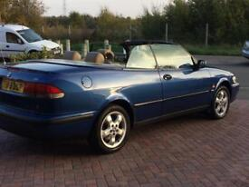 Saab 9-3 2.0se convertible,,,for sale..px/swap