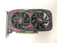 ASUS GTX 1050 Ti 4GB Nvidia Geforce Gaming Grapics Video Card GPU