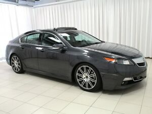 2012 Acura TL SEDAN PERFORMANCE PLUS !!  w/ ALLOY WHEELS, PADDLE