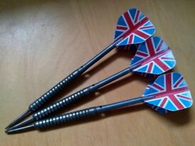Eric Bristow Durro darts - Very Rare