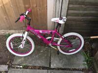 Kids bike excellent condition