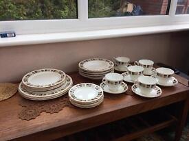 Harleigh Fine Bone China Tea Set