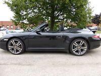 2006 Porsche 911 C4 -- WIDE DODY -- A.W.D -- BLACK ON BLACK -- C