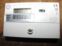 Electricity Meter - Ofgem type (eg for solar PV or for metering tenants)