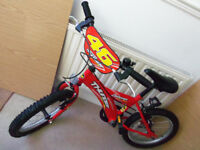 Dawes Thunder 10 inch child's bike