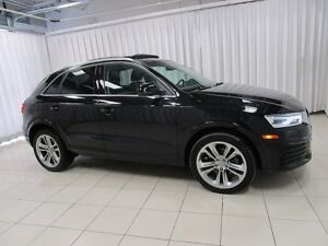 2018 Audi Q3 DO NOT MISS OUT ON THIS FULLY LOADED QUATTRO AWD L
