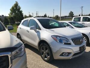 2014 Buick Encore Convenience - Beautiful Pearl White Paint