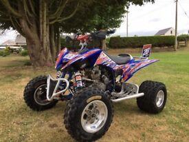 YAMAHA 250 FULL RACE SPEC RAPTOR