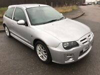 2005 MG ZR 1.4 3 DR HATCHBACK FACELIFT LOW MILES 12 MONTHS M.O.T