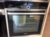HOTPOINT SINGLE STEAM OVEN