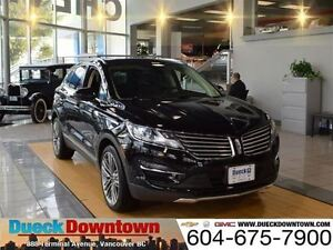 2016 Lincoln MKC Reserve -AWD