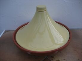 Large Cooking Tagine Terracotta Cook Pot