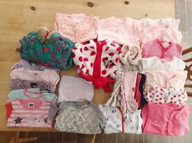 Bundle of Girls Clothes, 12 - 24 Months, Approx 100 Items, Good Condition