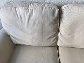 FREE 2 seater cream M&S sofa