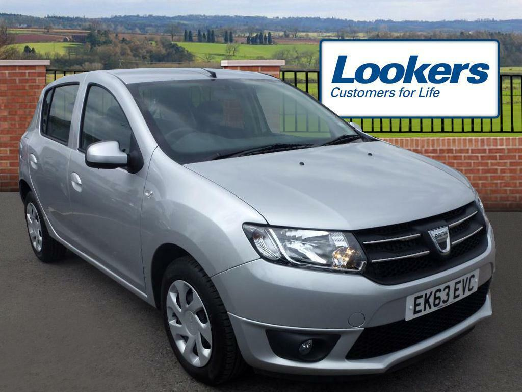 dacia sandero 1 2 16v laureate 5dr 2013 in colchester essex gumtree. Black Bedroom Furniture Sets. Home Design Ideas