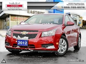 2012 Chevrolet Cruze LT POWER GROUP-ACCIDENT FREE