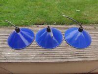 old lamp shades