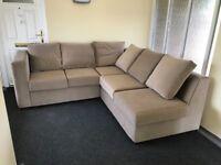 Large new corner sofa