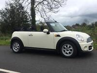 2012 MINI ***REDUCED** COOPER D CONVERTIBLE