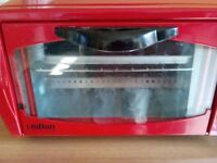 Camping oven 240v