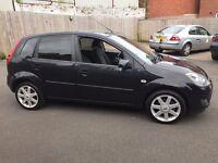 Diesel 2008 Ford Fiesta 5 door,12 months mot ,£30 TAX A YEAR ,great miles per gallon ,px welcome