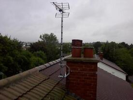 KD COMMS - AERIAL & SATELLITE EXPERTS, QUALITY A.V INSTALL, PHONE & NETWORK REPAIRS