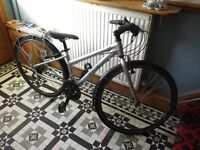 Hybrid bicycle, very good condition,recently serviced 2/2/2017.