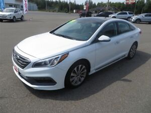 2015 Hyundai Sonata Sport, NAVIGATION, PANORAMIC SUNROOF!